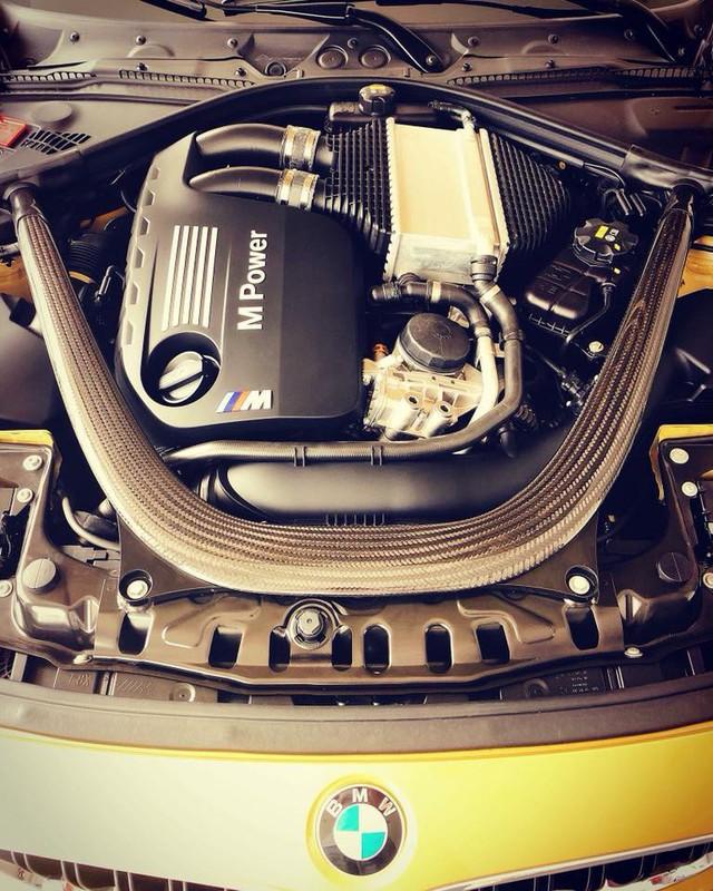 Sau 7 tháng đi 12.000km, BMW M4 chính hãng mất giá hơn 1,2 tỷ đồng - Ảnh 8.