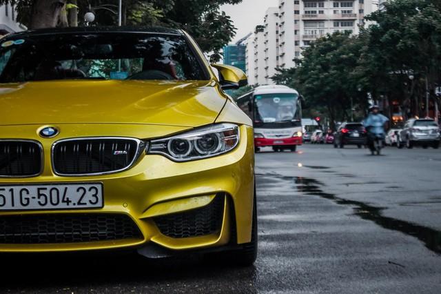 Sau 7 tháng đi 12.000km, BMW M4 chính hãng mất giá hơn 1,2 tỷ đồng - Ảnh 10.
