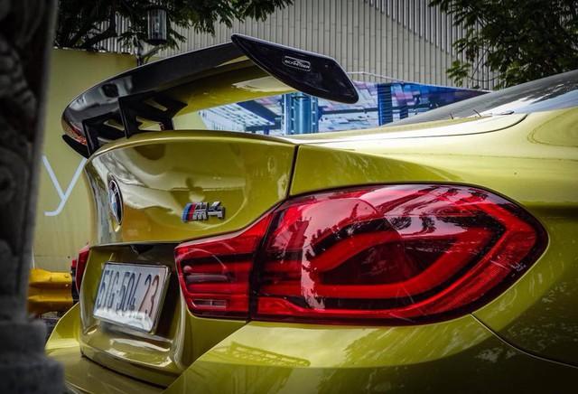 Sau 7 tháng đi 12.000km, BMW M4 chính hãng mất giá hơn 1,2 tỷ đồng - Ảnh 5.