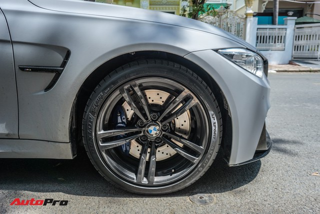 Sau chiếc BMW M2, Cường Đô-la tậu thêm BMW M3 tông xuyệt tông với Ferrari 488 GTB - Ảnh 7.
