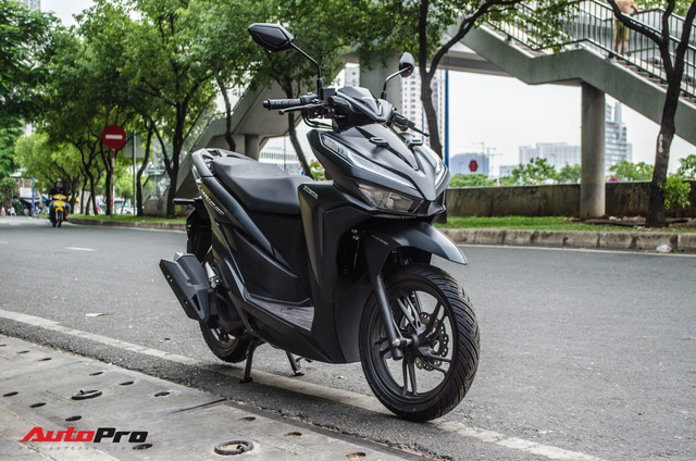 Honda Vario 2018 về Việt Nam, giá xấp xỉ Honda SH - Ảnh 5.