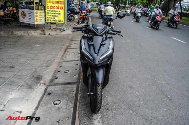 Honda Vario 2018 về Việt Nam, giá xấp xỉ Honda SH - Ảnh 3.