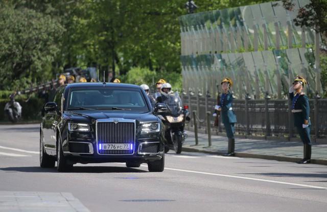Đọ siêu xe của Tổng thống Trump và người đồng cấp Putin: Ai hơn ai? - Ảnh 1.