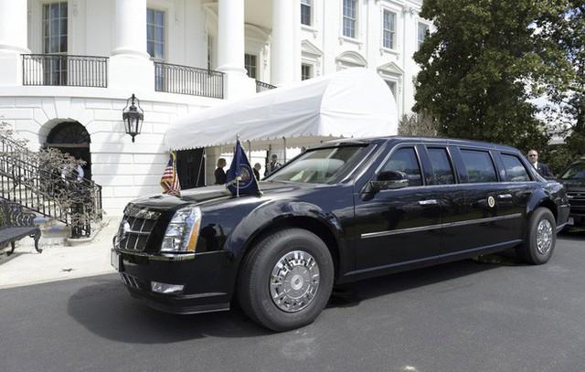 Đọ siêu xe của Tổng thống Trump và người đồng cấp Putin: Ai hơn ai? - Ảnh 2.