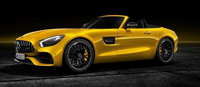 Xe từng tạo sốt ở Việt Nam Mercedes-AMG GT Roadster chính thức bị khai tử và đây là dòng xe thay thế - Ảnh 1.