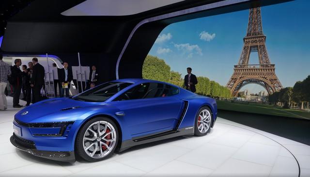 Lại tới Volkswagen cùng hàng loạt tên tuổi bỏ triển lãm danh giá cuối năm - Ảnh 1.