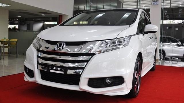 Những mẫu xe bị khai tử khỏi thị trường Việt Nam trong năm 2018 - Ảnh 6.