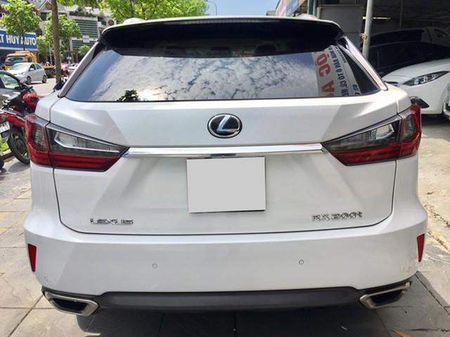 Lăn bánh 15.000km, Lexus RX 200t 2016 được rao bán lại giá ngang khi mua mới - Ảnh 6.