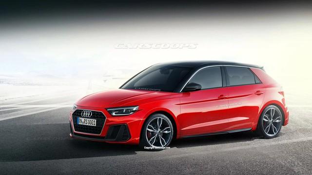 Biết gì về Audi A1 sắp ra mắt trong năm nay?