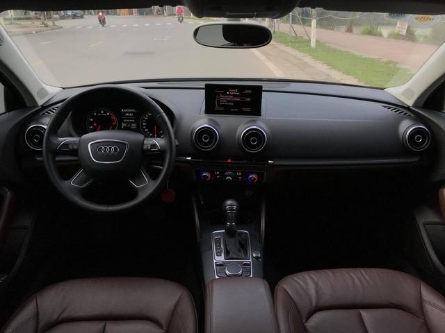 Audi A3 sedan mất một nửa giá trị sau hơn 3 năm sử dụng - Ảnh 7.
