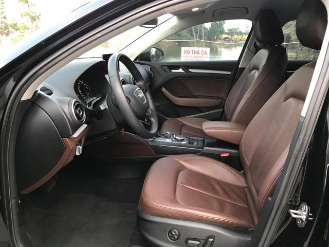 Audi A3 sedan mất một nửa giá trị sau hơn 3 năm sử dụng - Ảnh 13.