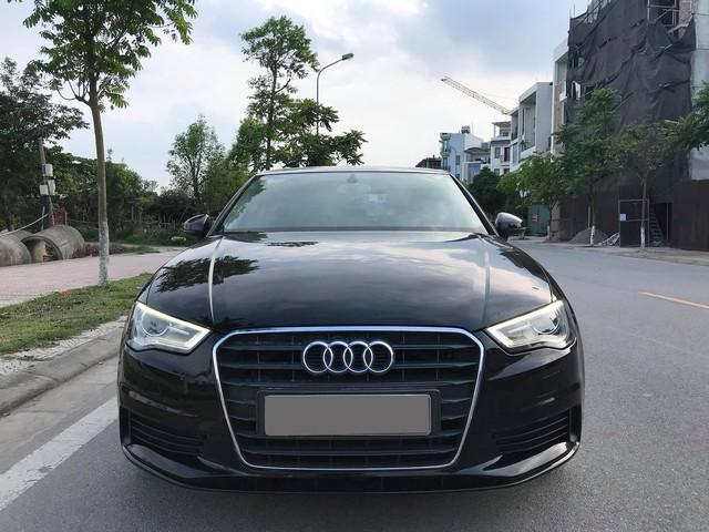 Audi A3 sedan mất một nửa giá trị sau hơn 3 năm sử dụng - Ảnh 2.