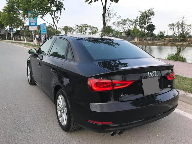 Audi A3 sedan mất một nửa giá trị sau hơn 3 năm sử dụng - Ảnh 3.