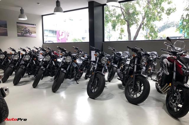 Giá xe mô tô Honda chính hãng rẻ giật mình: Người tiêu dùng vừa mừng vừa lo - Ảnh 9.