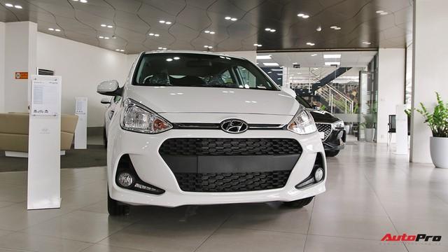 Chọn mua Toyota Wigo, Hyundai Grand i10 hay Kia Morning: Cuộc đấu thương hiệu và trang bị - Ảnh 2.