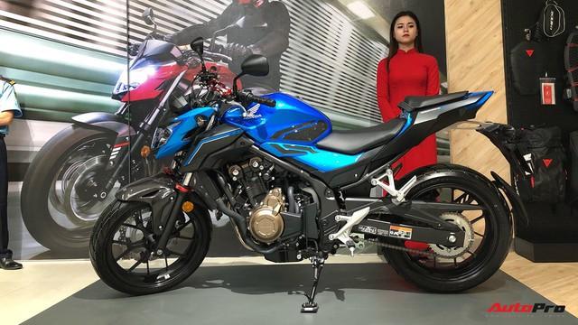 Giá xe mô tô Honda chính hãng rẻ giật mình: Người tiêu dùng vừa mừng vừa lo - Ảnh 3.