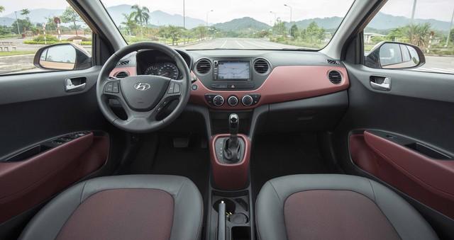 Chọn mua Toyota Wigo, Hyundai Grand i10 hay Kia Morning: Cuộc đấu thương hiệu và trang bị - Ảnh 5.