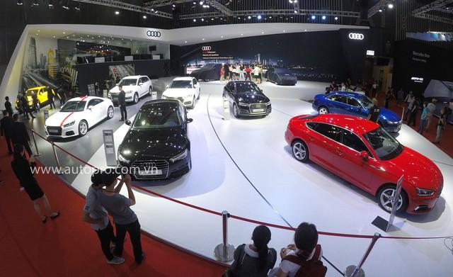 Sáp nhập VMS và VIMS thành triển lãm ô tô lớn nhất Việt Nam: Thêm Aston Martin, vắng THACO - Ảnh 1.