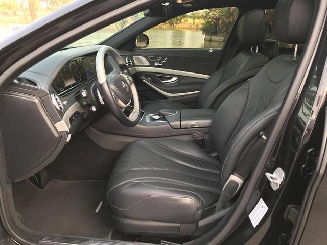 Mercedes-Benz S500 đi hơn 64.000km rao bán lại giá 3,33 tỷ đồng tại Hà Nội - Ảnh 6.