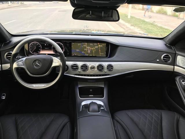 Mercedes-Benz S500 đi hơn 64.000km rao bán lại giá 3,33 tỷ đồng tại Hà Nội - Ảnh 5.