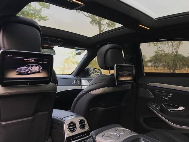 Mercedes-Benz S500 đi hơn 64.000km rao bán lại giá 3,33 tỷ đồng tại Hà Nội - Ảnh 12.