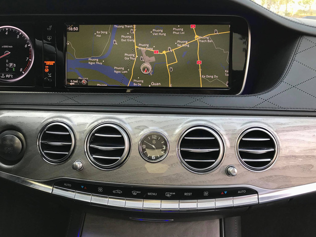 Mercedes-Benz S500 đi hơn 64.000km rao bán lại giá 3,33 tỷ đồng tại Hà Nội - Ảnh 11.