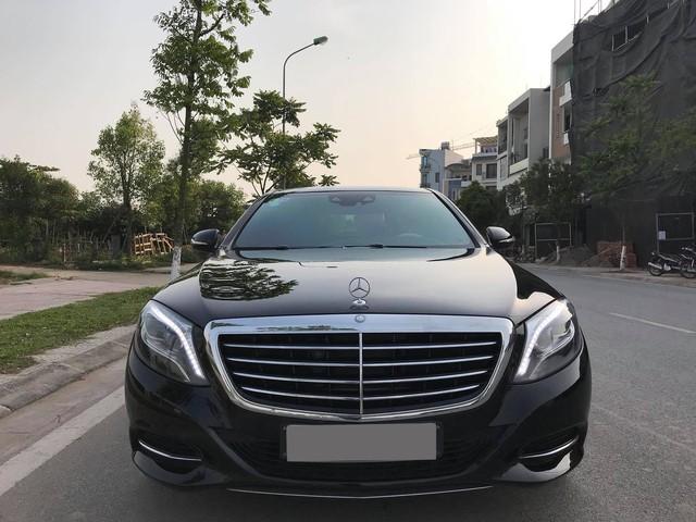 Mercedes-Benz S500 đi hơn 64.000km rao bán lại giá 3,33 tỷ đồng tại Hà Nội - Ảnh 3.