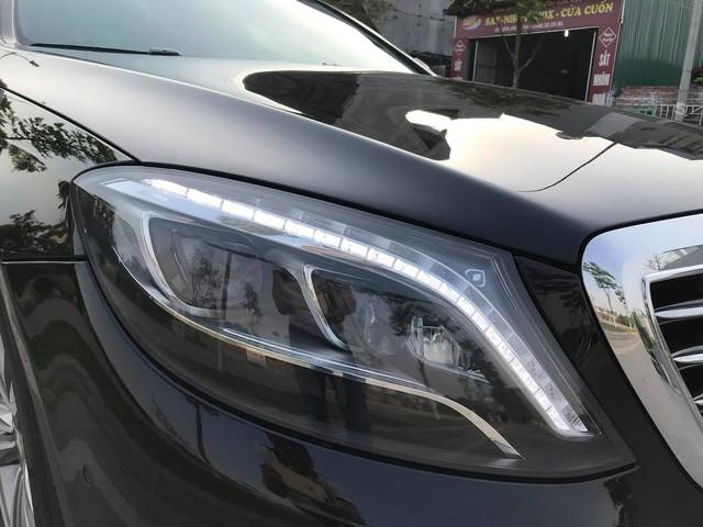 Mercedes-Benz S500 đi hơn 64.000km rao bán lại giá 3,33 tỷ đồng tại Hà Nội - Ảnh 16.