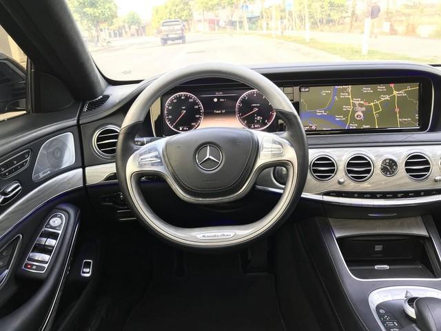 Mercedes-Benz S500 đi hơn 64.000km rao bán lại giá 3,33 tỷ đồng tại Hà Nội - Ảnh 9.