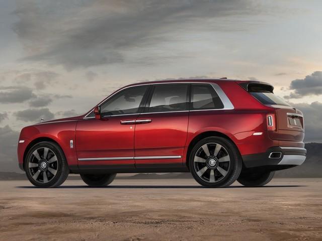 Rolls-Royce không hứng thú với công nghệ tự lái nửa vời - Ảnh 1.