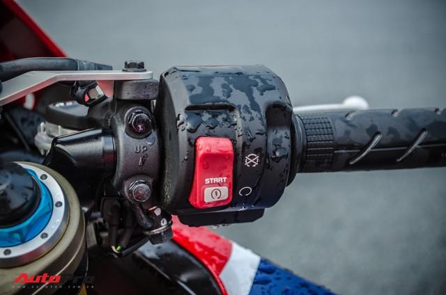 Honda CBR1000RR Fireblade SP chính hãng giá gần 680 triệu đồng cho biker Việt - Ảnh 12.