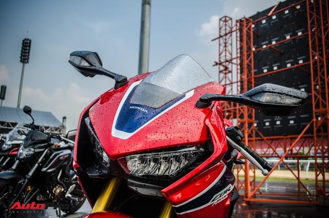 Honda CBR1000RR Fireblade SP chính hãng giá gần 680 triệu đồng cho biker Việt - Ảnh 7.