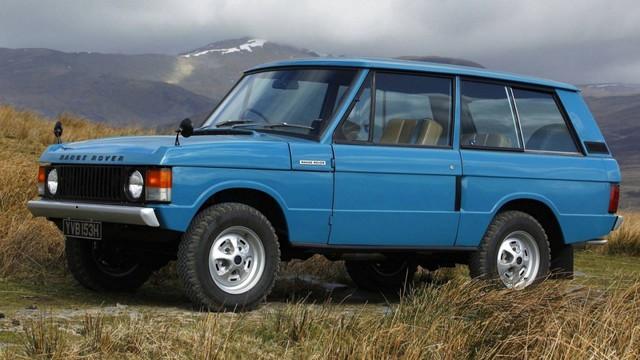 7 dòng xe Land Rover đáng nhớ nhất trong 70 năm qua - Ảnh 1.