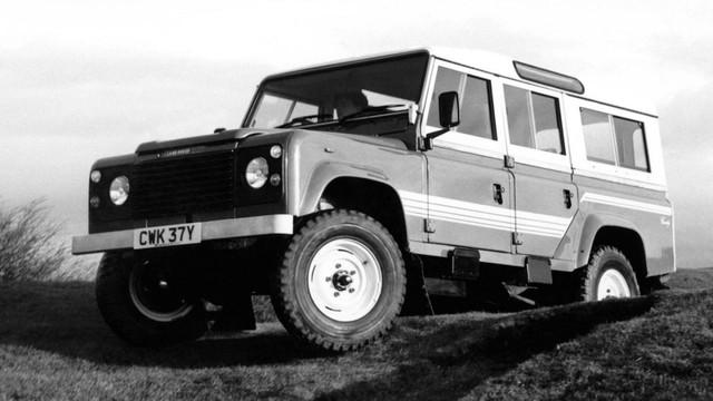 7 dòng xe Land Rover đáng nhớ nhất trong 70 năm qua - Ảnh 2.