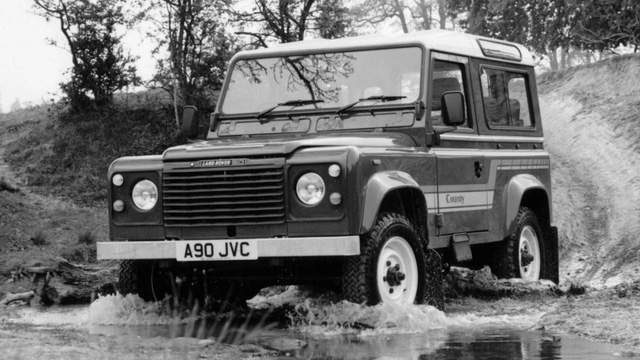 7 dòng xe Land Rover đáng nhớ nhất trong 70 năm qua - Ảnh 3.
