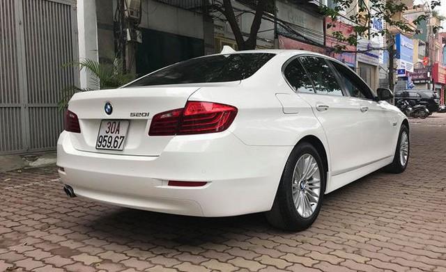 BMW 520i 2014 lăn bánh 40.000km bán lại giá 1,45 tỷ đồng tại Hà Nội - Ảnh 6.
