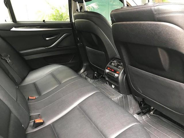 BMW 520i 2014 lăn bánh 40.000km bán lại giá 1,45 tỷ đồng tại Hà Nội - Ảnh 12.