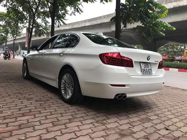 BMW 520i 2014 lăn bánh 40.000km bán lại giá 1,45 tỷ đồng tại Hà Nội - Ảnh 3.