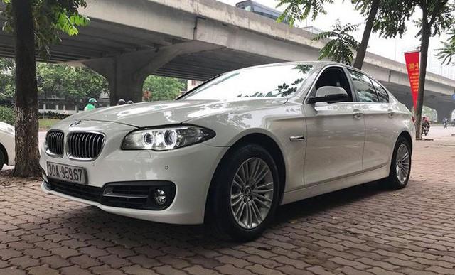 BMW 520i 2014 lăn bánh 40.000km bán lại giá 1,45 tỷ đồng tại Hà Nội - Ảnh 2.