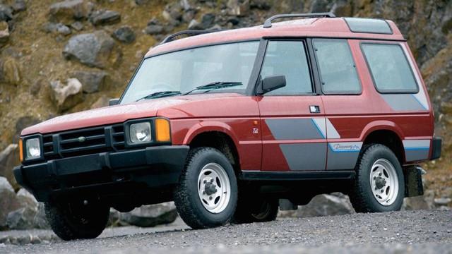 7 dòng xe Land Rover đáng nhớ nhất trong 70 năm qua - Ảnh 4.