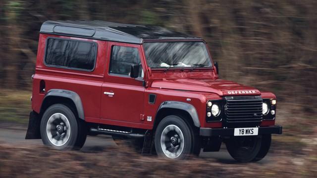 Đã 70 năm kể từ ngày chiếc Land Rover đầu tiên ra mắt thế giới - Ảnh 4.
