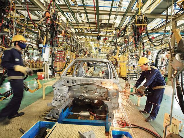Công nghiệp ô tô: Khát vọng thương hiệu Việt - Ảnh 1.
