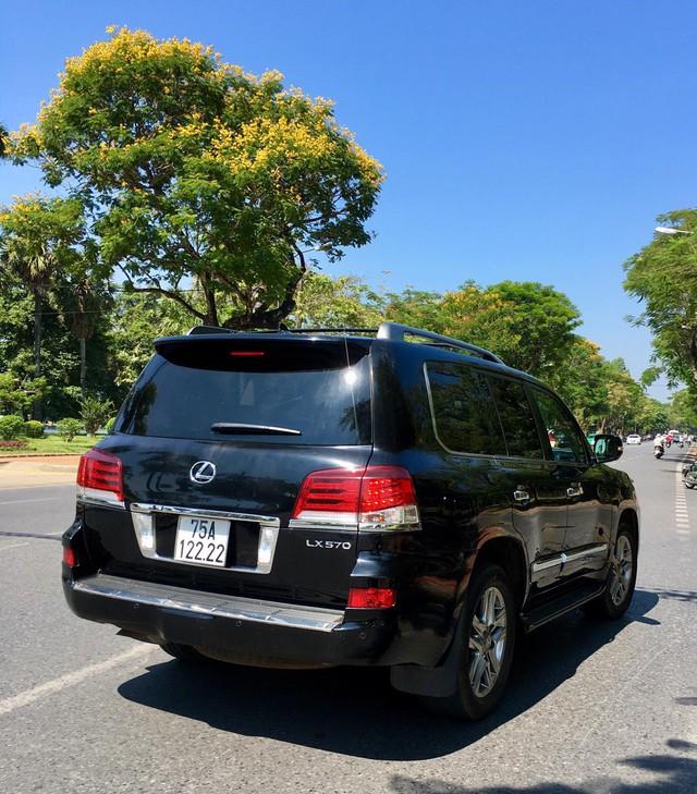 Điểm danh loạt xe sang và xe siêu sang của các đại gia Huế - Ảnh 20.