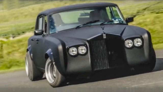 12 dòng xe hiếm ai ngờ là xe drift: Có cả Rolls-Royce và xe bus - Ảnh 2.