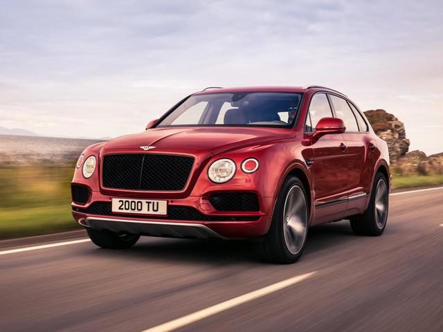 Không đủ tiền mua Rolls-Royce Cullinan thì đây là 5 lựa chọn rẻ hơn - Ảnh 5.