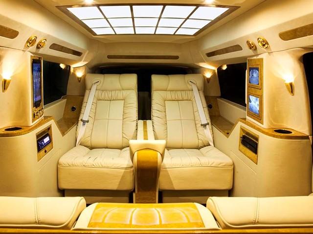 Không đủ tiền mua Rolls-Royce Cullinan thì đây là 5 lựa chọn rẻ hơn - Ảnh 11.