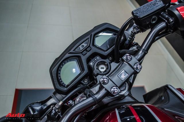 Honda CB650F giá 226 triệu đồng có gì để thuyết phục biker Việt? - Ảnh 3.
