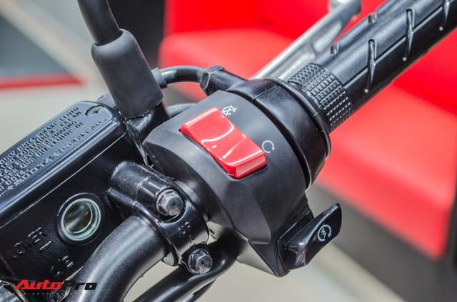 Honda CB650F giá 226 triệu đồng có gì để thuyết phục biker Việt? - Ảnh 5.