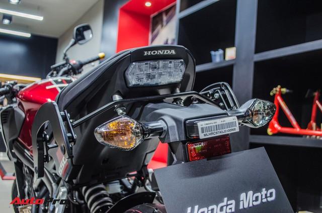 Honda CB650F giá 226 triệu đồng có gì để thuyết phục biker Việt? - Ảnh 9.