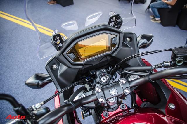 Soi kỹ CB500X - Phép thử Adventure của Honda tại Việt Nam - Ảnh 2.